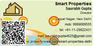 Visiting Card of Smart Properties
