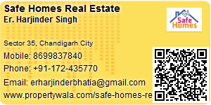 Contact Details of Safe Homes Real Estate