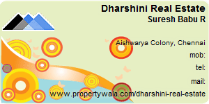 Contact Details of Dharshini Real Estate