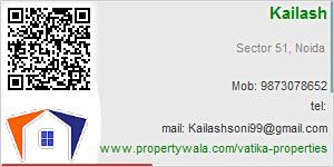 Contact Details of Vatika Properties