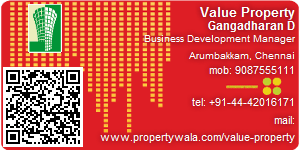 Contact Details of Value Property