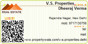 Visiting Card of V.S. Properties