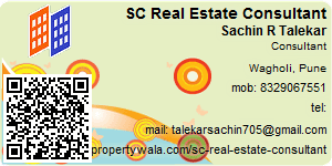 Visiting Card of SC Real Estate Consultant