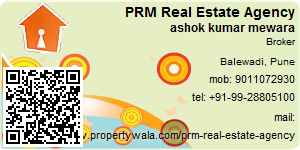 Visiting Card of PRM Real Estate Agency
