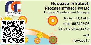 Contact Details of Neocasa Infratech Pvt Ltd