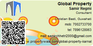 Visiting Card of Global Property