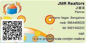 Visiting Card of JMR Realtors