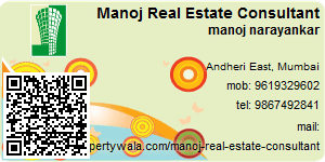 Contact Details of Manoj Real Estate Consultant