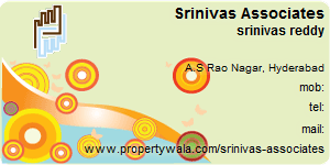 Contact Details of Srinivas Associates