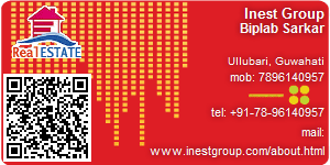 Visiting Card of Inest Group