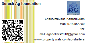 Visiting Card of AG Shelters