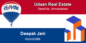 Visiting Card of Udaan Real Estate