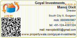 Visiting Card of Goyal Investments