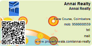 Visiting Card of Annai Realty