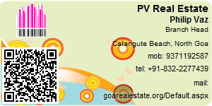 Visiting Card of PV Real Estate