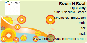 Visiting Card of Room N Roof