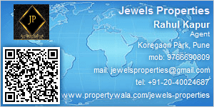 Visiting Card of Jewels Properties