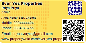 Visiting Card of Ever Yes Properties