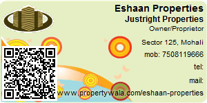 Contact Details of Eshaan Properties