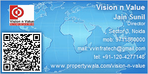 Visiting Card of Vision n Value