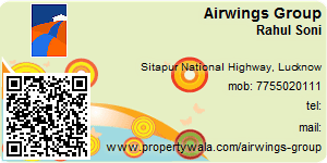 Visiting Card of Airwings Group