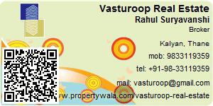 Visiting Card of Vasturoop Real Estate