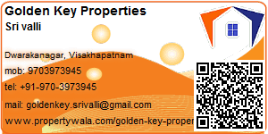 Visiting Card of Golden Key Properties