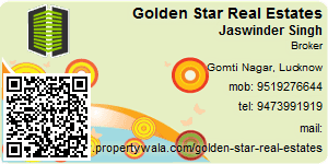 Visiting Card of Golden Star Real Estates