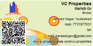 Visiting Card of VC Properties
