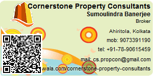 Visiting Card of Cornerstone Property Consultants