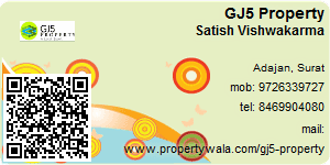 Visiting Card of GJ5 Property