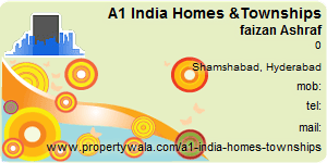 Contact Details of A1 India Homes &Townships Pvt Ltd
