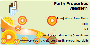 Contact Details of Parth Properties