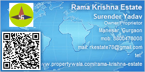Visiting Card of Rama Krishna Estate