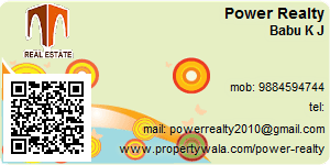 Visiting Card of Power Realty