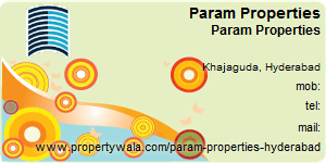 Contact Details of Param Properties