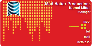 Contact Details of Mad Hatter Productions