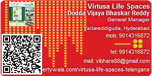 Visiting Card of Space Vision Group