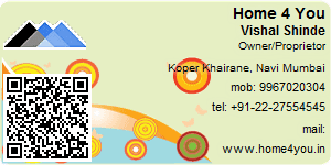 Visiting Card of Home 4 You