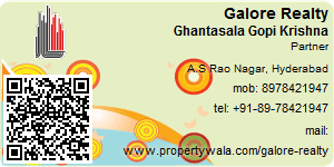 Visiting Card of Galore Realty