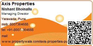 Contact Details of Axis Properties