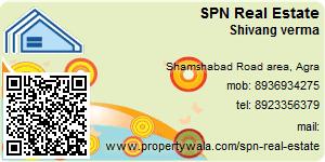 Visiting Card of SPN Real Estate Pvt Ltd