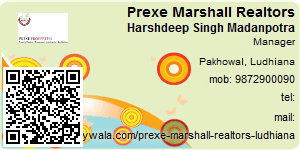Contact Details of Prexe Marshall Realtors
