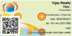 Contact Details of Vijay Realty