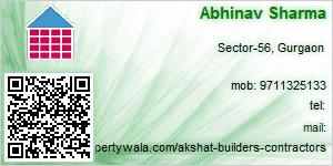 Contact Details of Akshat Builders & Contractors