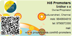 Contact Details of Hi5 Promoters