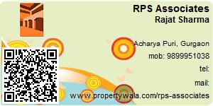 Visiting Card of RPS Associates