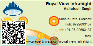 Visiting Card of Royal View Infrahight