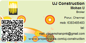 Contact Details of UJ Construction