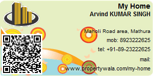 Visiting Card of My Home